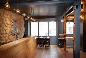 Bar De Maison : bar et comptoir photo de la maison paris tripadvisor ~ Teatrodelosmanantiales.com Idées de Décoration
