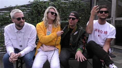 Kris Kross Amsterdam & The Boy Next Door Interview (2018