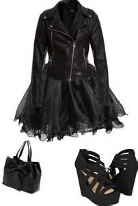 Cute Goth Outfits Polyvore