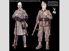 Minor Nations Militaries 191445 Skanderbeg SS