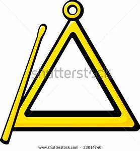 Triangle clipart triangle objects - Pencil and in color ...