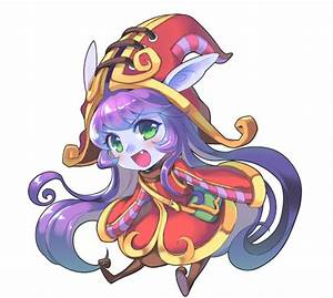 Lulu (League of Legends) Image #1616599 - Zerochan Anime ...