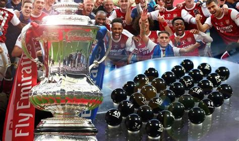 FA Cup first round draw LIVE: Updates as League One and ...