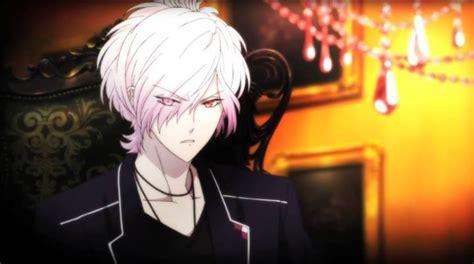 subaru sakamaki white haired anime characters anime fanpop page 9