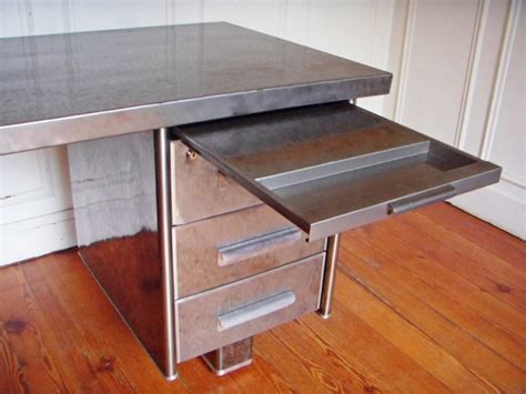 bureau usine bureau usine tirette style and steel jpg tables
