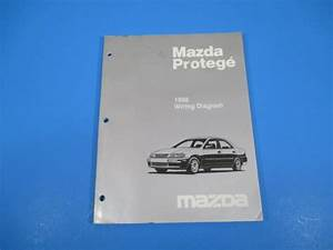 1998 Mazda Protege Wiring Diagram Manual Ground Points