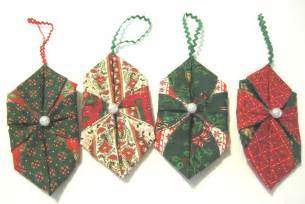 stories from a mature entrepreneur christmas ornaments from scrap fabric