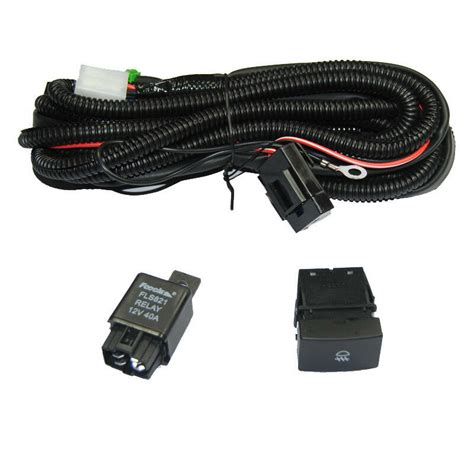 Relay Wiring Harness Switch For Civic Accord Honda Add