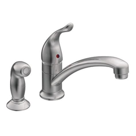kitchen sink faucets delta delta single handle kitchen faucet cartridge 5793