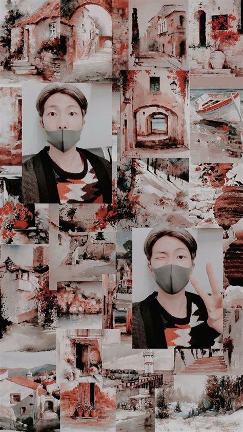 namjoon aesthetic wallpaper credits  twitter