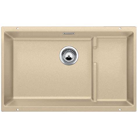 blanco precis kitchen sink blanco precis cascade undermount granite composite 29 in