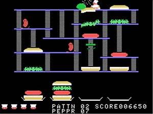 Math Hombre Decimal Games Burger Time