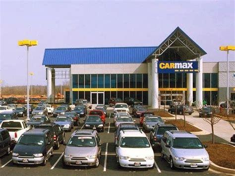 car dealership chain carmax  profit