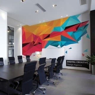 Digital Office Wallpaper by Office Wallpaper Printing From Aura Print