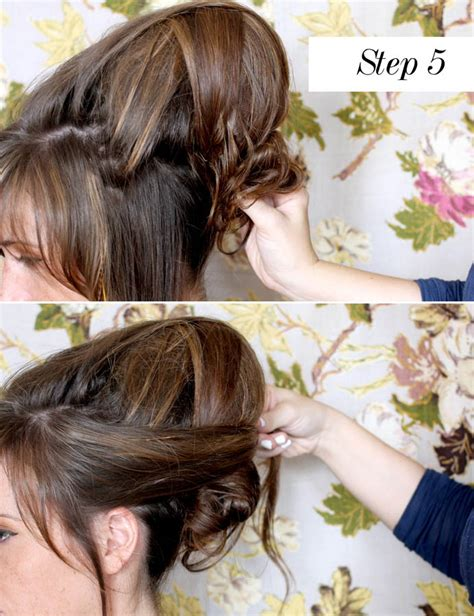 How To Create 60s Hairstyles by Diy Tutorial Create A 1960s Inspired Beehive Hair Style
