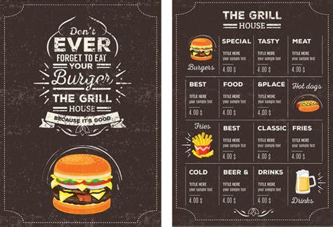 design  menu   restaurant  unlimited revisions