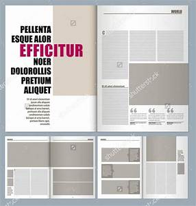 magazine layout template 16 free psd vector eps png With magazine layout templates free download