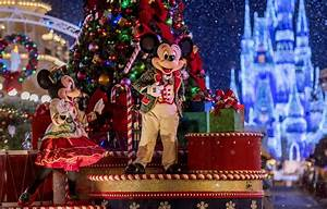 A guide to holiday events at Disney, Universal, Busch ...