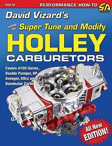 Book  How To Super Tune And Modify Holley Carburetors