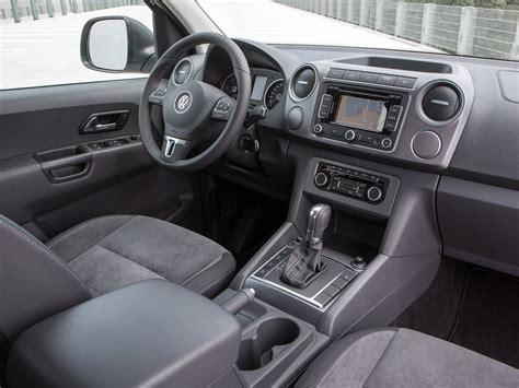 volkswagen pickup interior 2014 volkswagen amarok dark label suv awd pickup interior