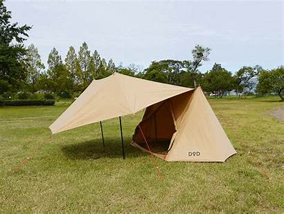 Tent Pup Ver Tan Camp
