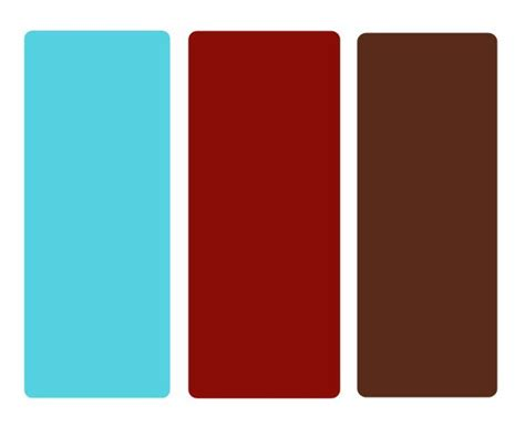 17 Best Images About Red, Chocolate, And Turquoise