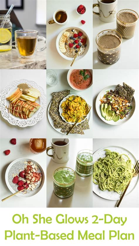hit  reset button    day plant based meal plan
