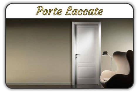 Porte Interne Laccate Bianche Porte Interne Laccate Torino Offerte Prezzi