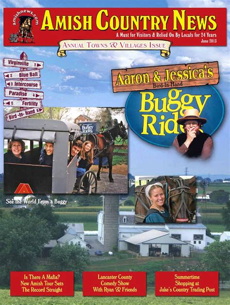 country news issuu june 2013 issue of amish country news by amish country news