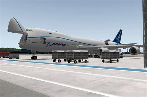 Boeing 7478 Freighter
