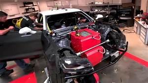 Electric Chevrolet Camaro Drift Car Won't Race This