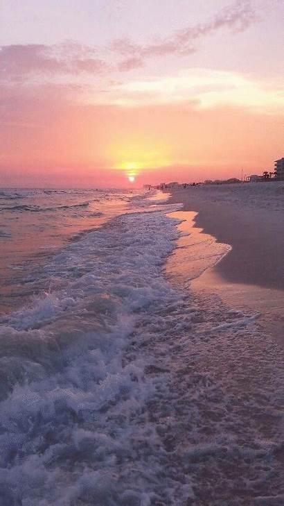 Beach Florida Sunset Panama Strand Aesthetic Pretty