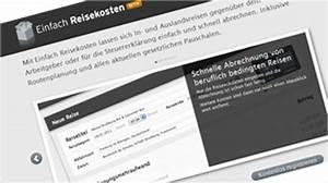 Fahrtkosten Steuererklärung Berechnen : einfach reisekosten startse ~ Themetempest.com Abrechnung