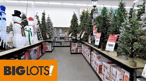 big lots christmas  christmas trees decorations