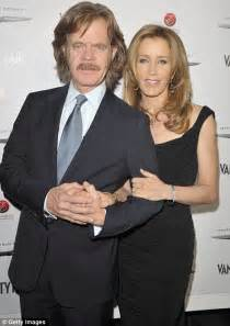 William H.Macy and wife Felicity Huffman to get rare ...