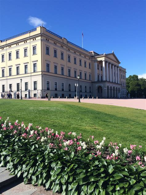Oslo : palace of the royal family | Beautiful norway ...