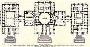 Proposed Floor Plan  Us Capitol Building