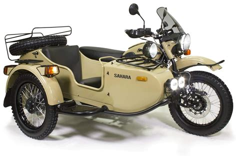 Modification Ural Gear Up by Ural Gear Up