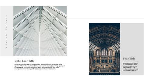 ceiling design  powerpoint templates