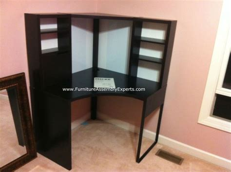 ikea micke desk assembly 19 best images about baltimore furniture assembly handyman