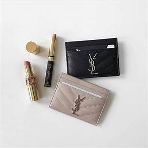 if, my, card, holders, are, as, pretty, as, these, , ysl, ones, , i, u0026, 39, d