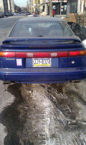 subaru svx blue buy used subaru svx 1995 jet blue in philadelphia