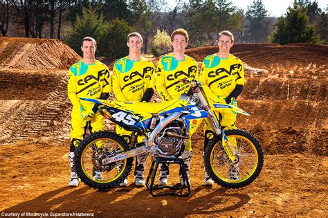 pro motocross riders names motorcycle racing and race results