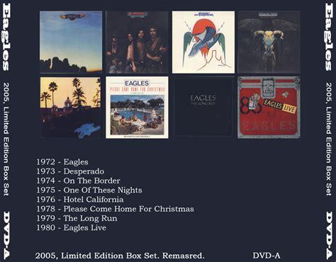 Eagles  Limited Edition Box Set (2005)[dvdaudio] Avaxhome