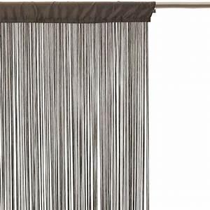 Rideau Fil Ikea : rideau fil 90x200cm taupe ~ Teatrodelosmanantiales.com Idées de Décoration