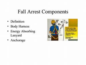 Osha Regulations Fall Protection