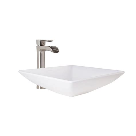 what is matte stone sink vigo matira matte stone vessel sink in white and niko