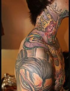 Mitch Lucker's tattoos | Mitch Lucker | Pinterest