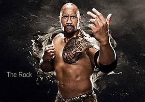 The Rock Wallpaper HD 2015 - WallpaperSafari