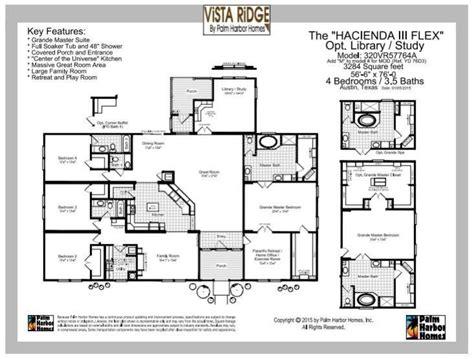 palm harbor manufactured home floor plans